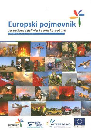 Europski pojmovnik za pozare raslinja i sumske pozare